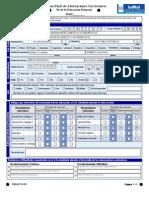Informe Final de Adecuaciones Curriculares Primaria A