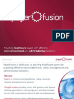 Introduction to PayerFusion