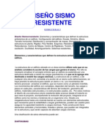 DISEÑO SISMO RESISTENTE