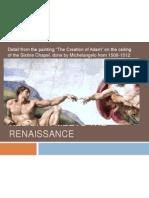 religion meets the renaissance