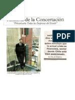 Entrevista de Pilar Molina a Andrés Velasco