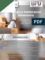 Alergia e Intolerancia Alimentaria