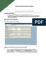 S_ARL_87012915 - Comparação de dados mestre de clientes