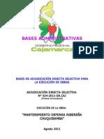 Bases ADS 024-2011, Def RibChuq