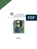 MSI 9126 manual
