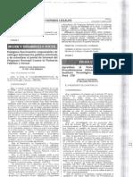 TUPA D.S. N 04-2009-PRODUCE