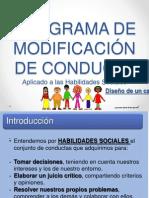 Programa modif.conducta aplicadoa HHSS JJiménez Mª Mar López