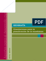 Analitico Geografia Media