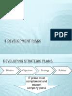 It Development Risks