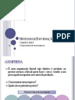 Aula2 - SI - Componentes de Uma Empresa
