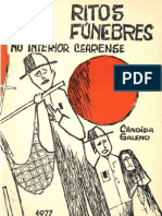 RITOS FÚNEBRES(no interior cearense)