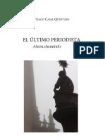 EL ÚLTIMO PERIODISTA. Paginado copia