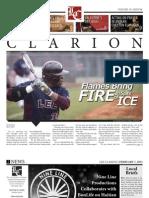 Clarion Volume 67 Issue 08