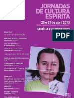 2013 Jornadas Cartaz