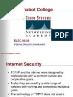 Ch11 Bonus Security
