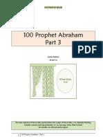 100 Prophet Abraham - Part 3