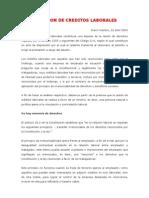 03 - La Cesion de Creditos Laborales - Diario Gestion