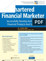 Chartered Financial Marketer