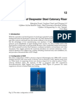 InTech-Mechanics of Deepwater Steel Catenary Riser
