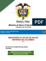 Atlas de Salud Materna v 2.1