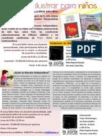 escribir e ilustrar para niños, Marcela Valdeavellano