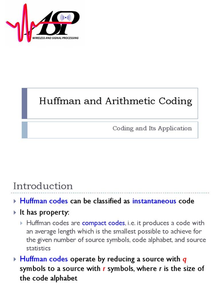 4 huffman and arithmetic coding code discrete mathematics huffman and arithmetic coding code discrete mathematics buycottarizona Choice Image