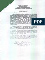 Fraudulent Scheme - Imus Cavite