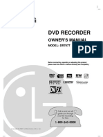 DR787T DVD RECORDER