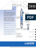 SLS-739 DHS DownHole Separator