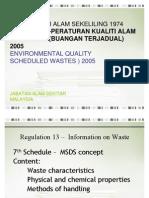 Akta Kualiti Alam Sekitar