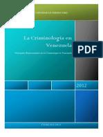 Trabajo de Criminologia