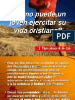 Ejercita Tu Vida Cristiana