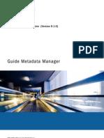 MDM 910 MetadataManagerGuide Fr