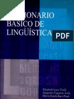 DICCIONARIO DE LINGUISTICA