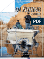 2013 Nevada Fishing Guide