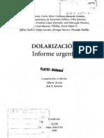 02. La trampa de la dolarización. Mitos y realidades... Alberto Acosta