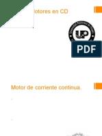 Tipos de Motores en CD