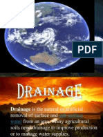 geography drainage