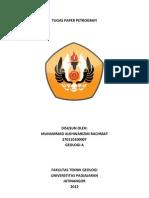 Tugas Paper Petrografi m Alkhwarizmi