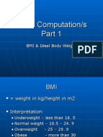 Basic drug Computations Part 1