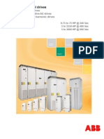 C Work ABB Drives ACS800 Manuals ACS800 Tech Catalog