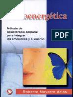 Psicoenergetica Psicoterapia Corporal Integrar Emociones y Cuerpo