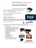 Catalago Aparatologia A2013