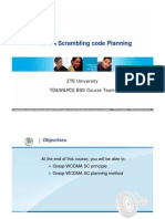6-WCDMA Scrambling Code Planning 28