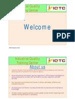 IQTC Introduction