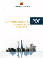 Illustrated Product Catalogue Major Projects