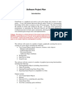 Software Project Plan 01