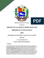 Proyecto Simon Bolivar 5 Motres