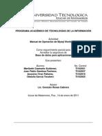 Manual de Operacion de Mysql Workbench1
