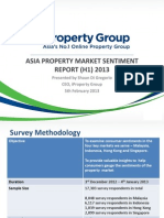 iProperty.com Malaysia 2013 Property Sentiment Survey Results & Analysis - PDF Report